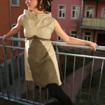 Hosen-Kleid